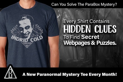 ParaBox Monthly - Paranormal T-Shirts Photo 2