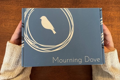 Mourning Dove Grief Box Photo 2