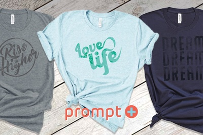 Prompt Positive Tees Photo 1