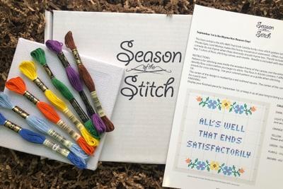 Season of the Stitch Photo 2