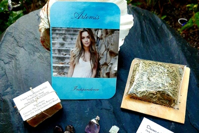 Goddess Empowerment Kit Monthly Subscription Photo 1