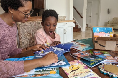 I Can Read Kids Book Club (Age 0-12) Photo 2