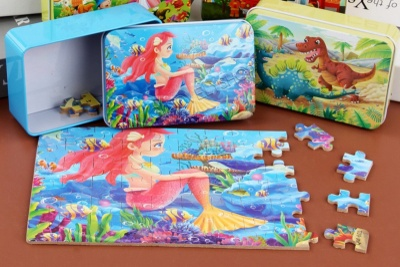Educational Puzzles For Kids Photo 1