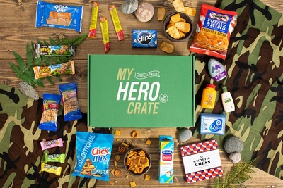 My Hero Crate Photo 1