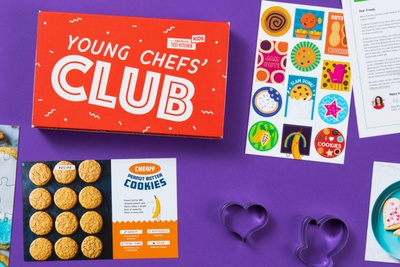 America's Test Kitchen Kids, Young Chefs' Club Photo 1