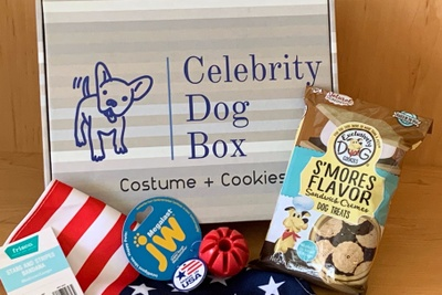 Celebrity Dog Box & Bark Bandanas Photo 1