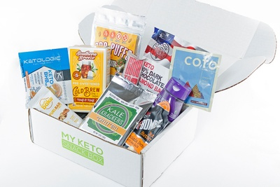 My Keto Snack Box Photo 3