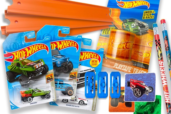 Hot Wheels HotBox Photo 1