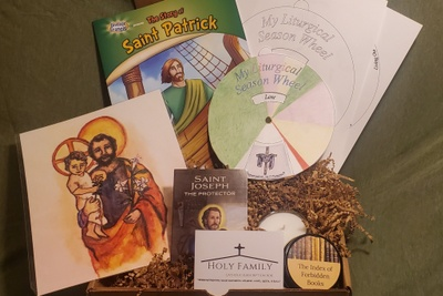 Holy Family Catholic Subscription Box Photo 2