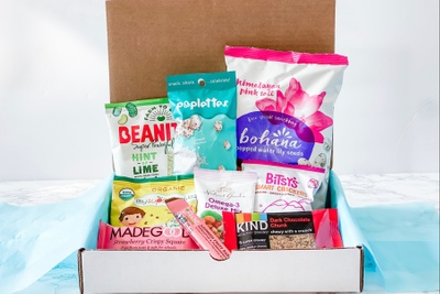 HealthyMe Living Snack Box - monthly Photo 3