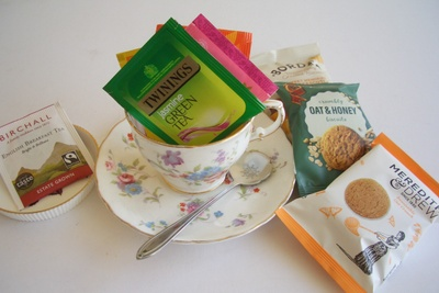 The Petite Vintage Teatime Box Photo 1