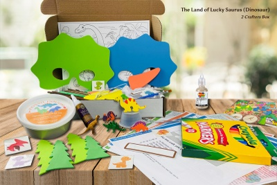 The Kids Craft, DIY Craft Subscription Box for Kids Photo 2