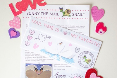 Snail Mail for Kids Photo 3
