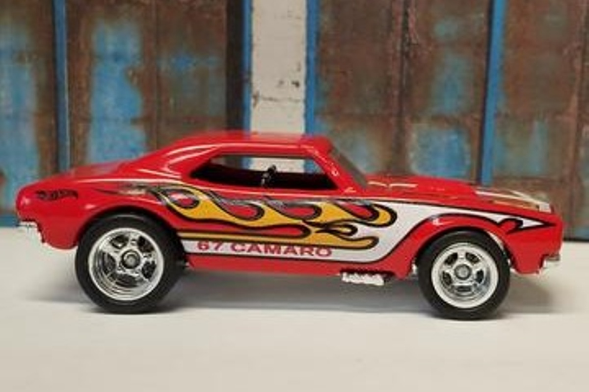 Muncle Mikes Custom Hot Wheels Subscription Club Photo 1