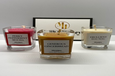 Milk & Honey Candles Photo 2