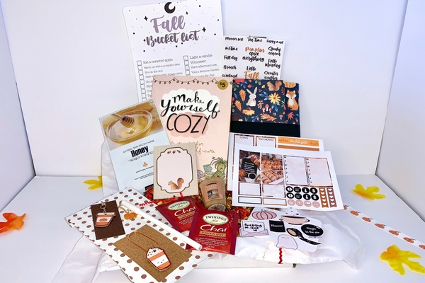 Cozy Plan Box Photo 1