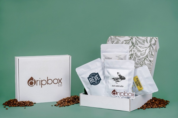 Dripbox - Sampler Coffee Box Photo 1