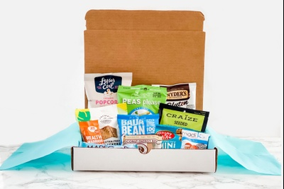 HealthyMe Living Snack Box - monthly Photo 2
