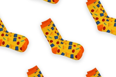 Sockgaim: Artist designed socks, Every. Single. Month. Photo 3