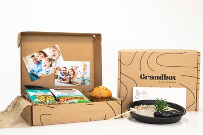 GrandBox Subscription. Photo 1
