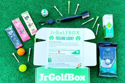 Jr Golf Box Photo 2