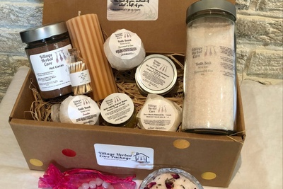 Village Herbal Care Package Photo 2