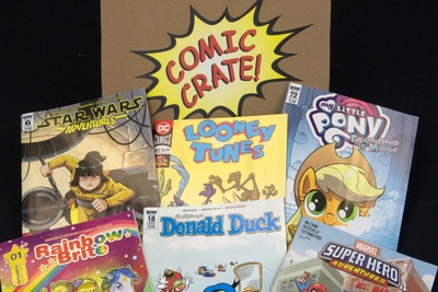ComicCrate Photo 1