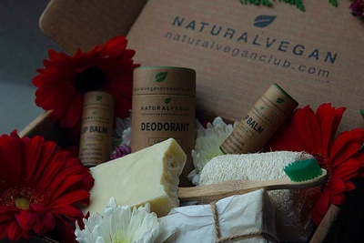 Natural Vegan Body Care Photo 1