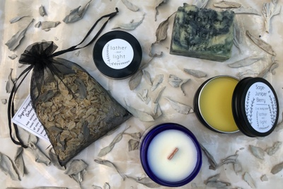 Handmade Home Spa Box perfect for Self Care Photo 3