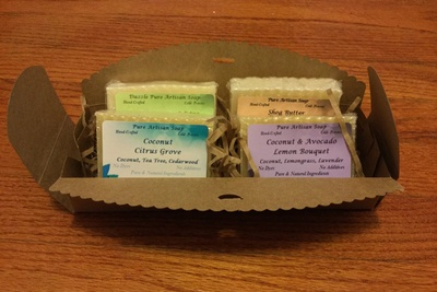 Pure Artisan Natural Soap Subscription Photo 2
