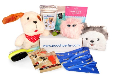Pooch Perks Premium Customized Dog Boxes Photo 1