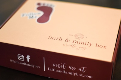 Faith And Family Box Photo 3
