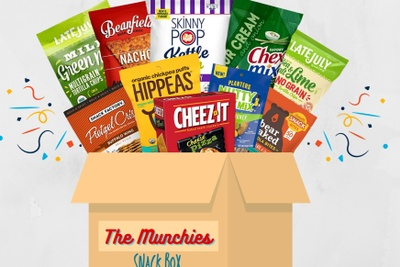 Munchies Snack Box Photo 2