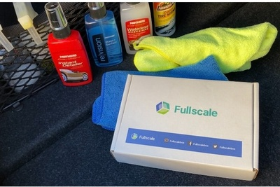 Fullscale Box | Car care products and DIY auto detailing Photo 3