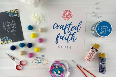 Crafted Faith Crate Photo 1