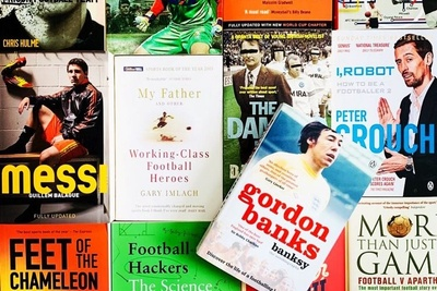 Read The Game Football: The Monthly Football Book Club Photo 1