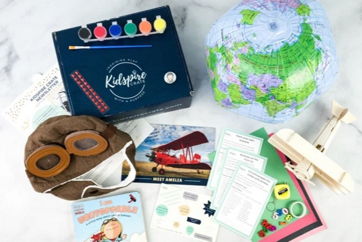 Kidspire Crate Photo 1