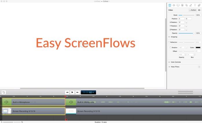 Tutorial: How to Use Screenflow to Create Beautiful Slide