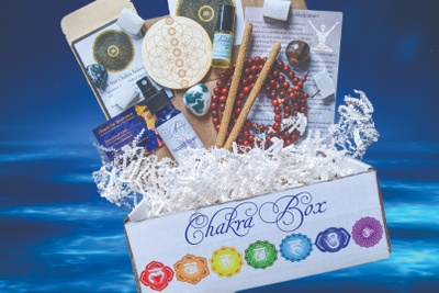 Chakra Box Photo 3