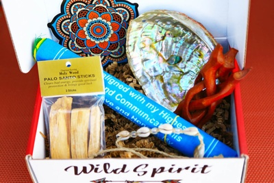 Wild Spirit Box - Month to Month  Photo 2