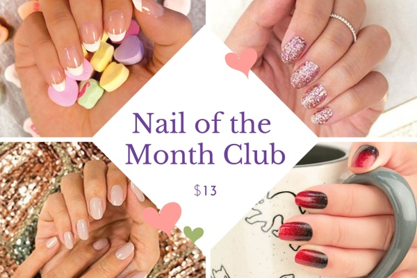 Nail of the Month Club Photo 1