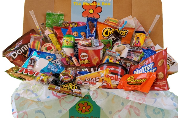The Munchaholic Mix Box (50+ Munchies) Photo 1