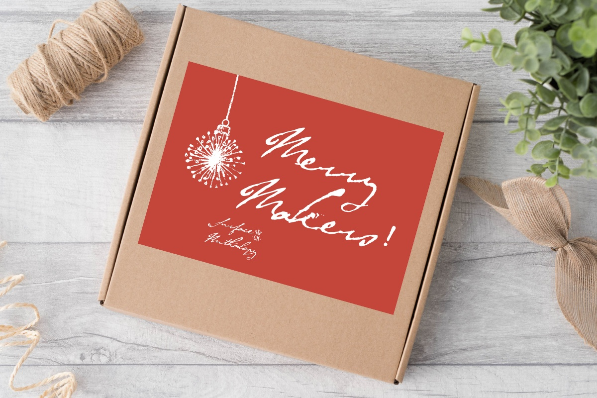 Merry Makers Ornament Box by Surface Anthology Photo 1