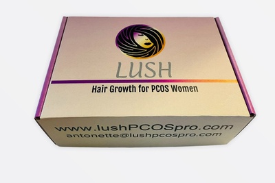 Lush PCOS Hair Regrowth Photo 3
