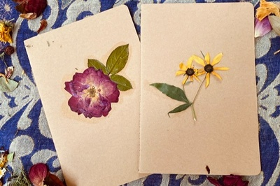 Wildflowers and Ink Photo 3