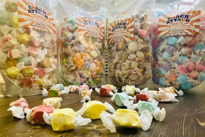 Themed Salt Water Taffy Photo 1