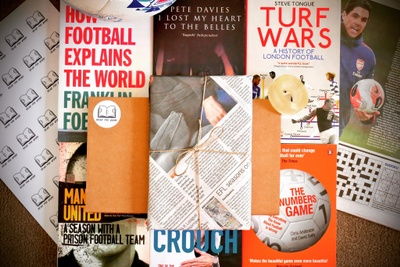 Read The Game Football: The Monthly Football Book Club Photo 2
