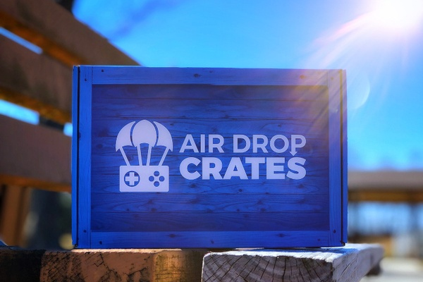 Air Drop Crates Photo 1