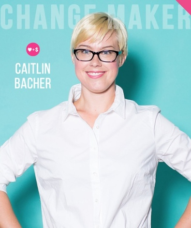 Caitlin Bacher is a social media mastermind who has used different social sites to build a multiple six-figure online course business in less than two years. The blogger and course creator teaches other online entrepreneurs how to replicate her success turning social media into sales.   She kissed the cubicle (in her case, classroom) goodbye so she could spend more time with her family and build a business that let her live by her own rules.  Here's what she has to say...