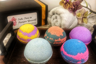 Bath Bombs by Sarkar Homestead Photo 1